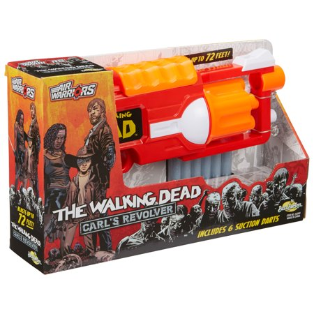 The Walking Dead Carl's Revolver](Toy Revolver)