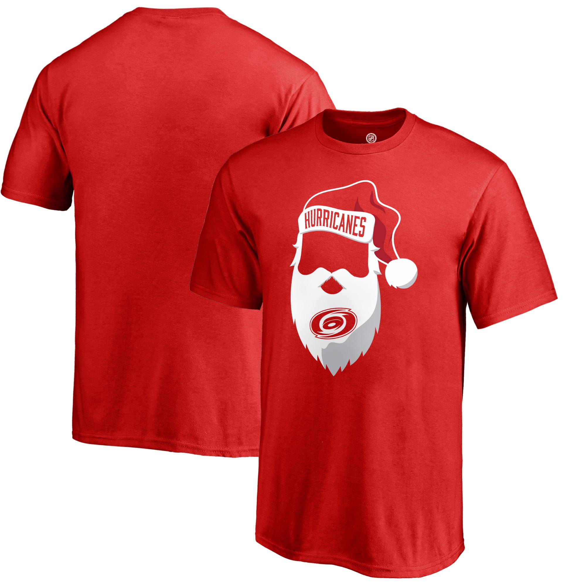 Carolina Hurricanes Fanatics Branded Youth Jolly T-Shirt - Red