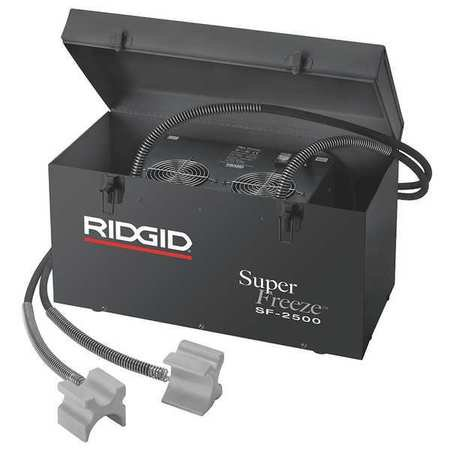 Ridgid SuperFreeze Pipe Freezing Tools - pipe freeze unit