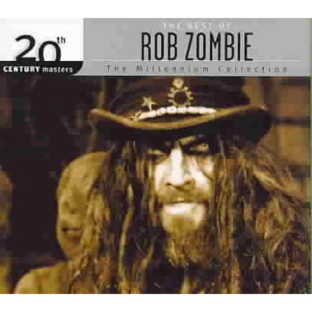 Rob Zombie - 20th Century Masters: The Millennium Collection: The Best Of Rob Zombie (Remastered) (CD)