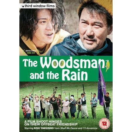 The Woodsman and the Rain (2011) ( Kitsutsuki to ame ) ( The Woods man & the Rain ) [ NON-USA FORMAT, PAL, Reg.2 Import - United Kingdom