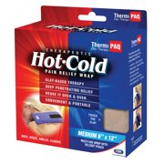 ThermiPaq Hot & Cold Pack Pain Relief Wrap, Medium