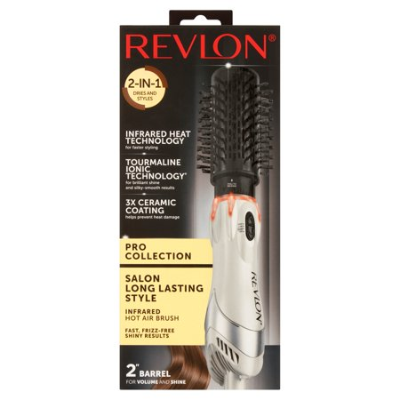 Revlon Laser Brilliance 2  Hot Air Brush