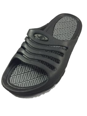 Shoe Shack Shower and Pool Sandal - Slide On