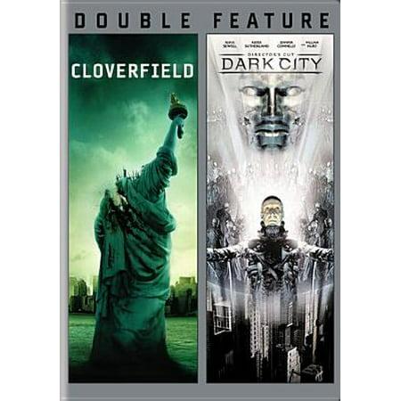 Cloverfield / Dark City: Director's - Party City On