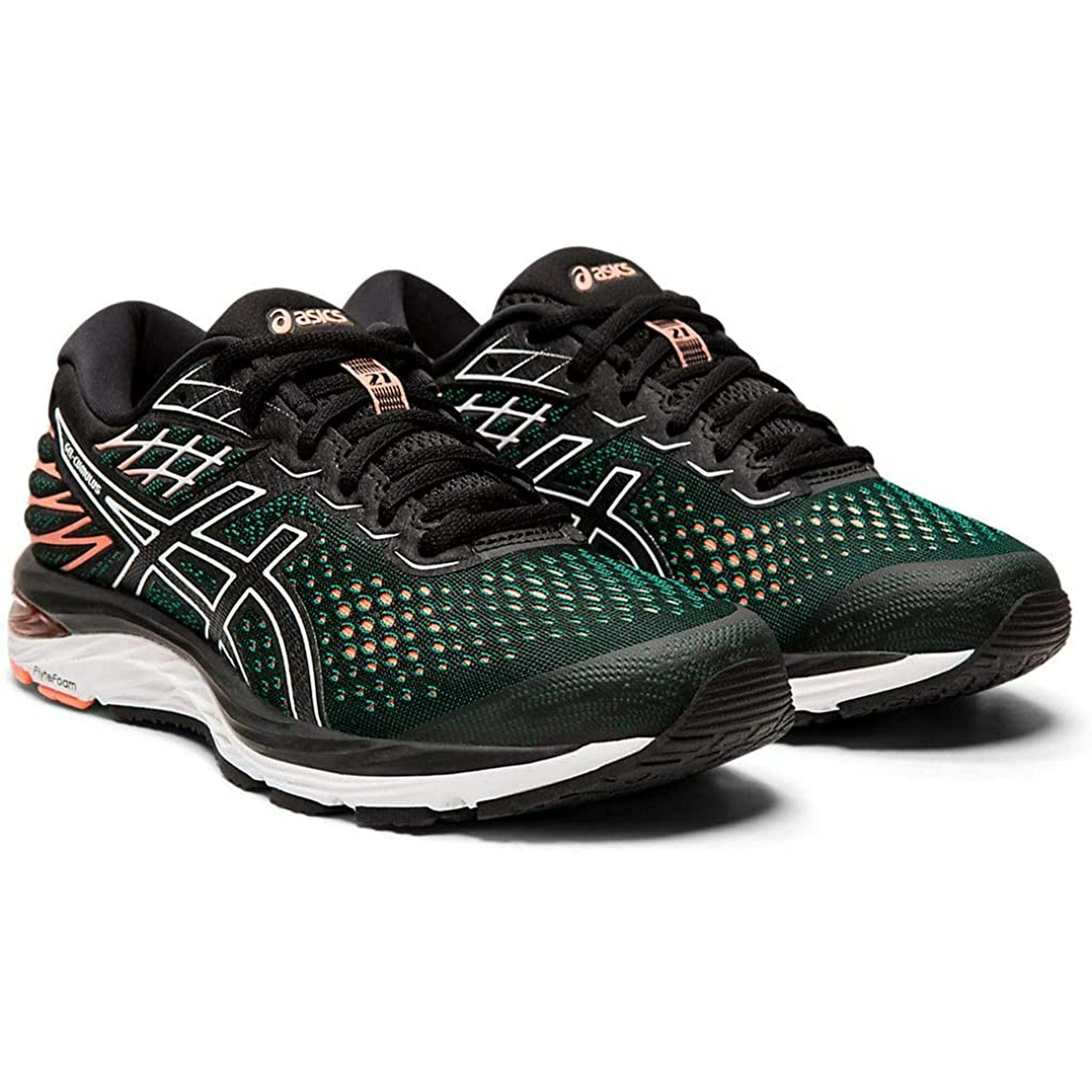 Desalentar concepto Lengua macarrónica  ASICS Women's Gel-Cumulus 21 Running Shoes, 6.5W, Black/Sun Coral | Walmart  Canada