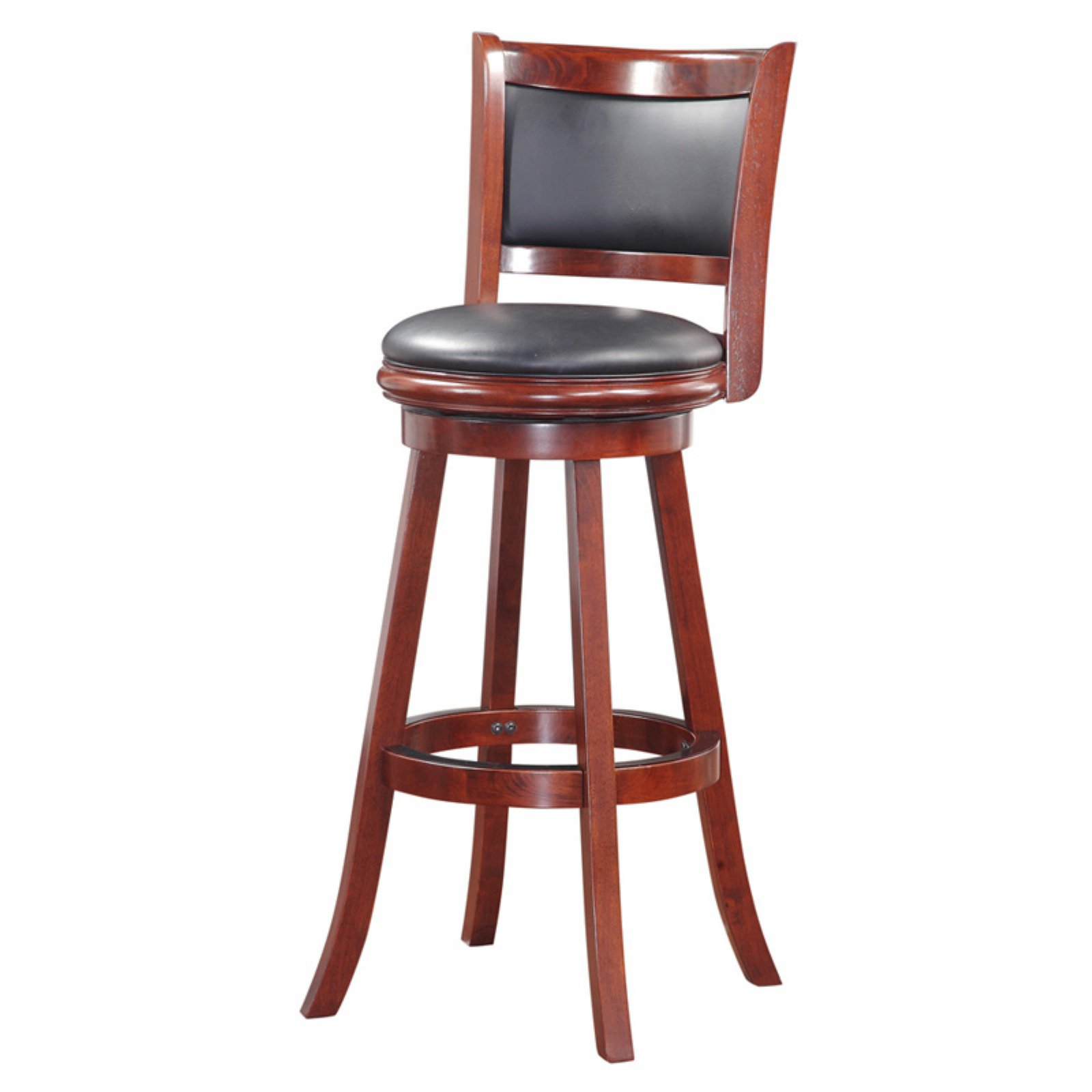 Boraam Augusta 34 in. Swivel Extra Tall Bar Stool