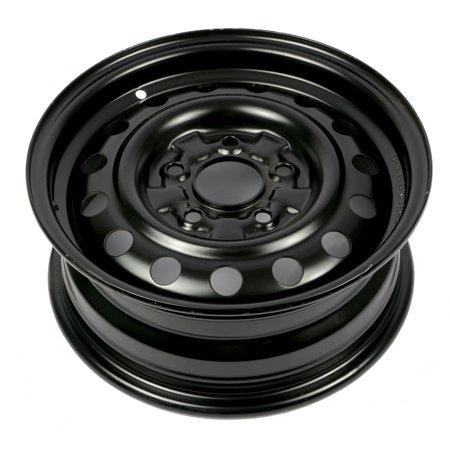 1993-97 Ford Probe NEW 14 x 5-1/2 Single Black Steel Wheel Rim 5 Lug -