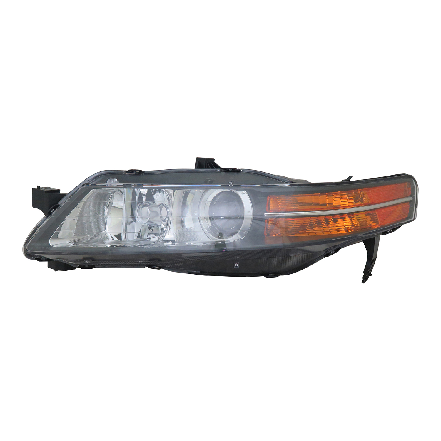 CPP AC2518109 NSF Left Headlamp Lens/Housing For 04-05