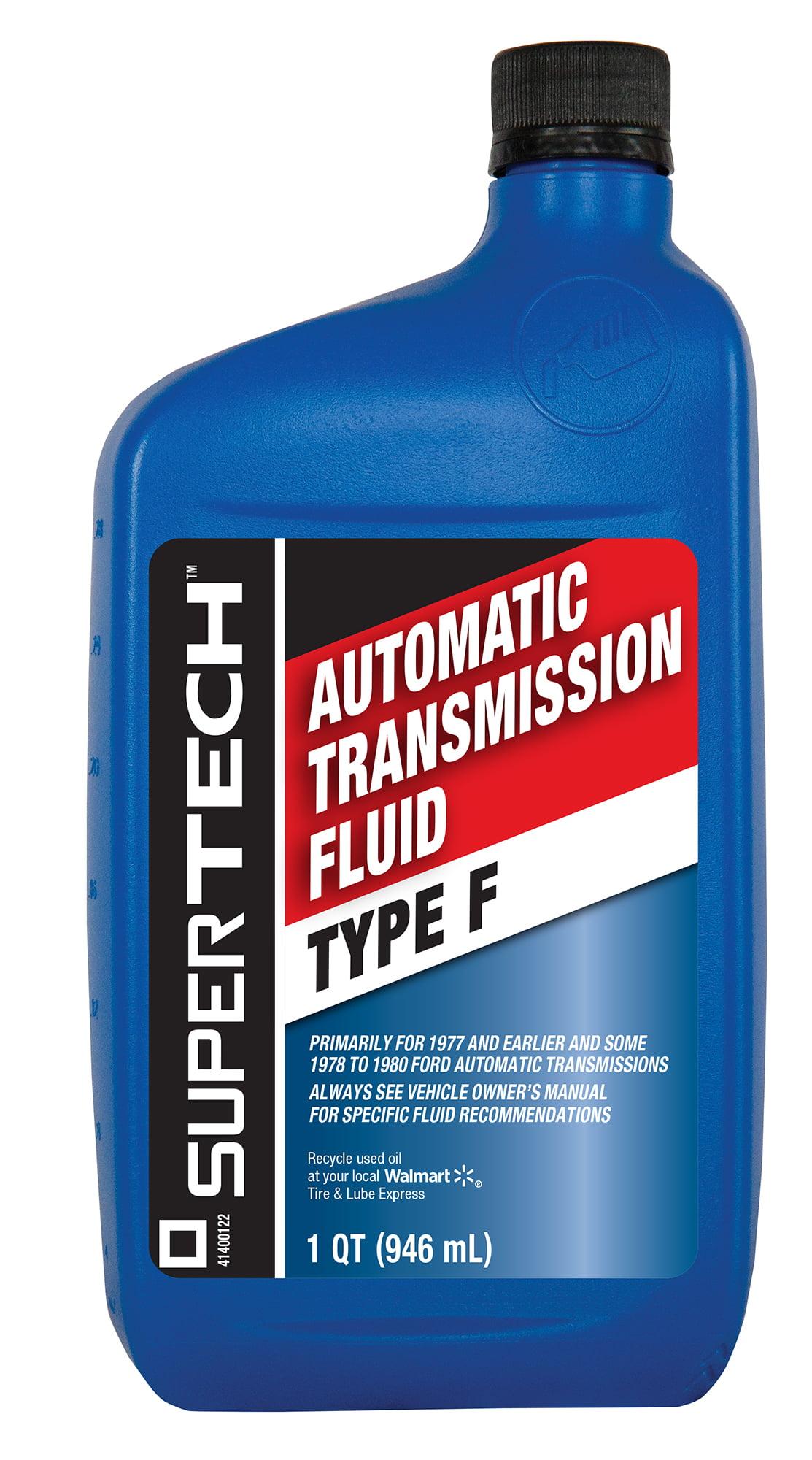 Super Tech Automatic Transmission Fluid Type F 78742026732 | eBay