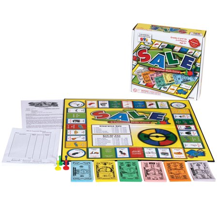 Learning Advantage™ Sale: A Consumer Math Game Learning Advantage Games
