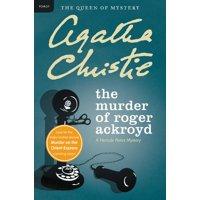 Hercule Poirot Mysteries: The Murder of Roger Ackroyd (Paperback)