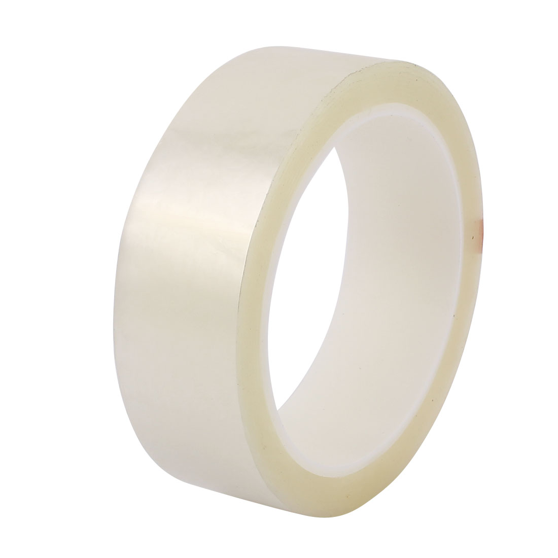18mm Width 32.8Ft Length PVC Self Adhesive Insulating Electrical Tape White