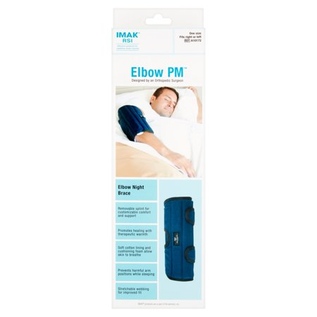 IMAK Elbow Support Night Time, One Size, 1 ea