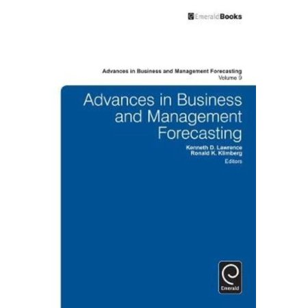 Advances In Business And Management Forecasting