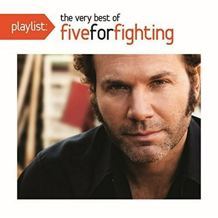 Playlist: The Very Best of Five for Fighting (CD) (Wwe Rock Best Fight)
