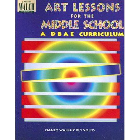 Art Lessons for the Middle School : A Dbae Curriculum](Christmas Lesson Plans For Middle School)