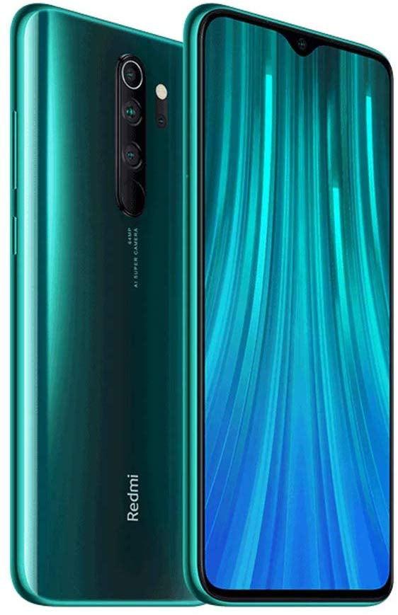 Xiaomi Redmi Note 8 Pro 128gb 6gb Ram 6 53 Lte Gsm 64mp Factory Unlocked Smartphone Global Model Forest Green Walmart Com Walmart Com