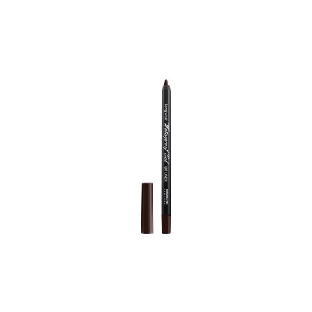 Absolute New York Waterproof Gel Lip Liner, Chocolate, 0.8 O