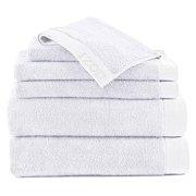 IZOD Classic Egyptian 6-Piece Towel Set