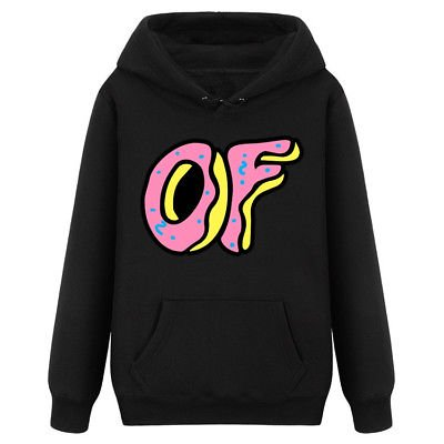 1fb5f49cf1ba35 Dripping OFWGKTA Odd Future DOUGHNUT Of Tyler The Creator HOODIE Wolf Gang