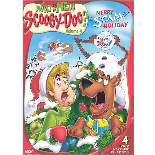 What's New Scooby-Doo?, Vol. 4: Merry Scary Holiday
