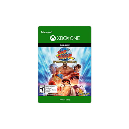 - Street Fighter 30th Anniversary Collection, Capcom, Xbox One, [Digital Download]