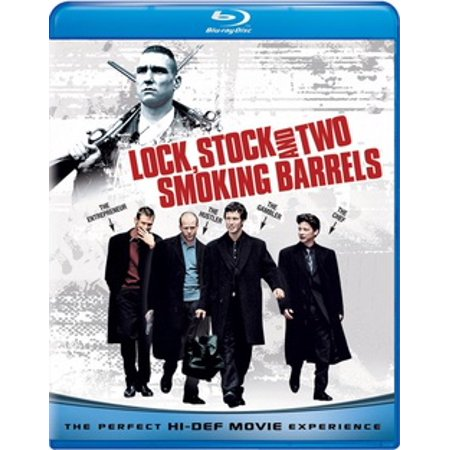 Lock, Stock & Two Smoking Barrels (Blu-ray) (Lock Stock And Two Smoking Barrels Rating)