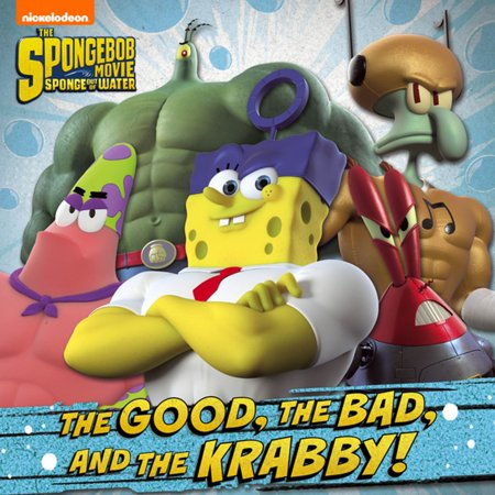 The Good, the Bad, and the Krabby (The SpongeBob Movie: Sponge Out of Water in 3D) - (Spongebob Fear Of The Krabby Patty Edited)