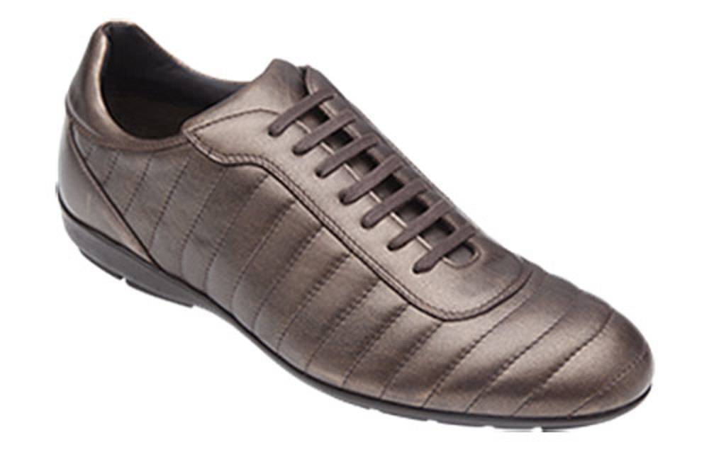 Bacco Bucci Men Tino Lace Up Sneakers by Pacific Shoe Corp.
