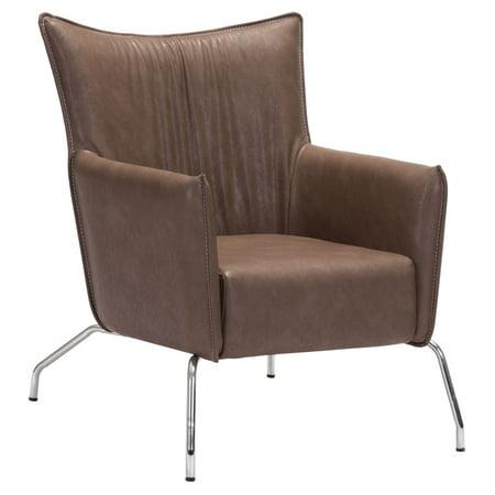 Zuo Modern Ostend Occasional Club Chair