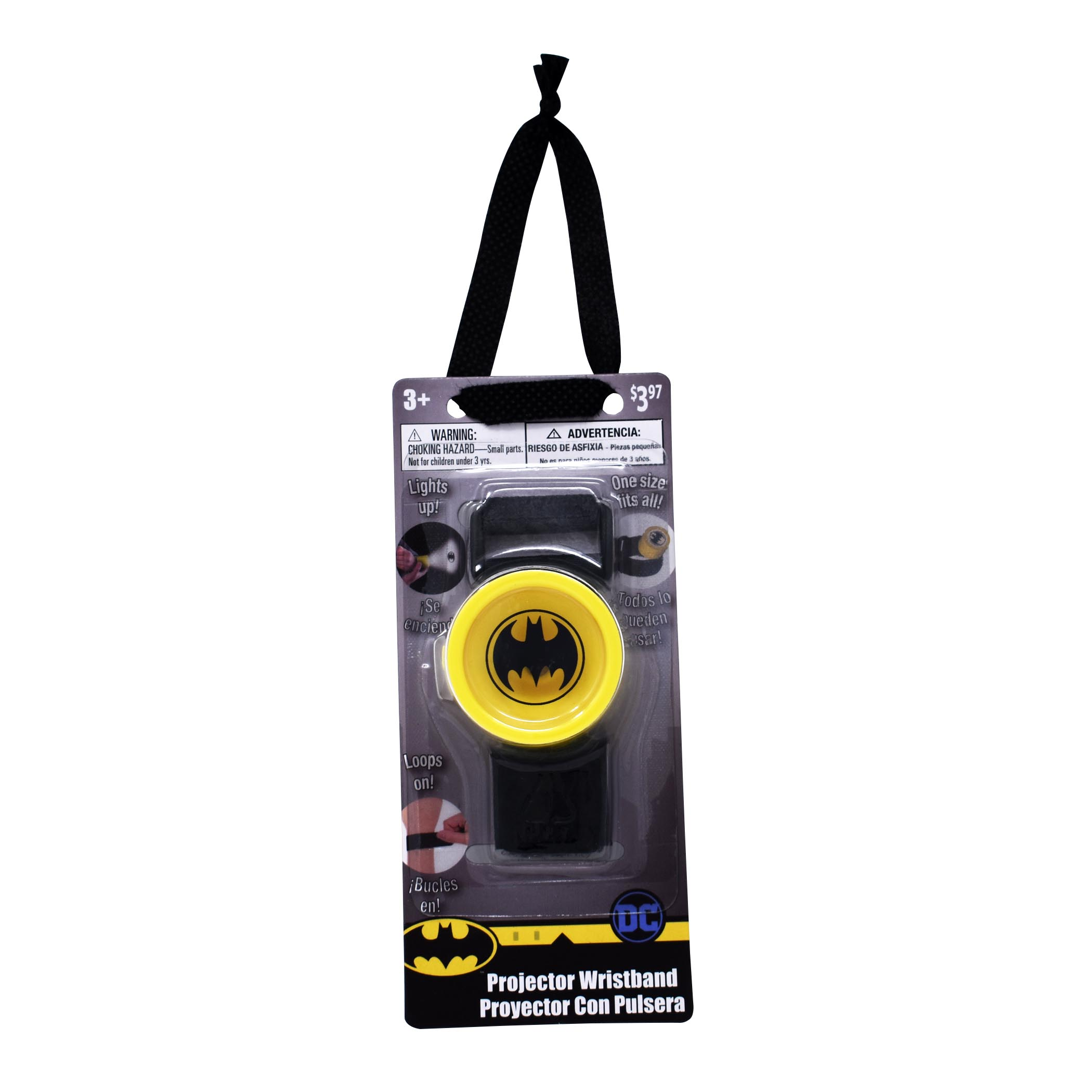 Halloween Batman Wrist Projector