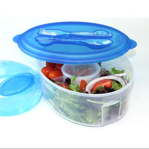 Frigidaire Breakfast Bowl Set w/Cold Pack