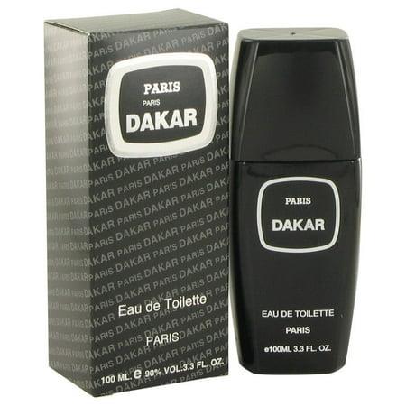 Parfums Paris Dakar 34 Ounce Eau De Toilette Spray Mens
