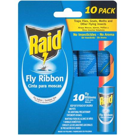 RAID® 10pk Fly Ribbon