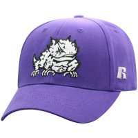 Men's Russell Athletic Purple TCU Horned Frogs Endless Adjustable Hat - OSFA