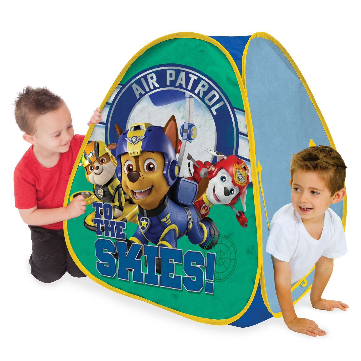 Playhut Paw Patrol Classic Hideaway Play Tent