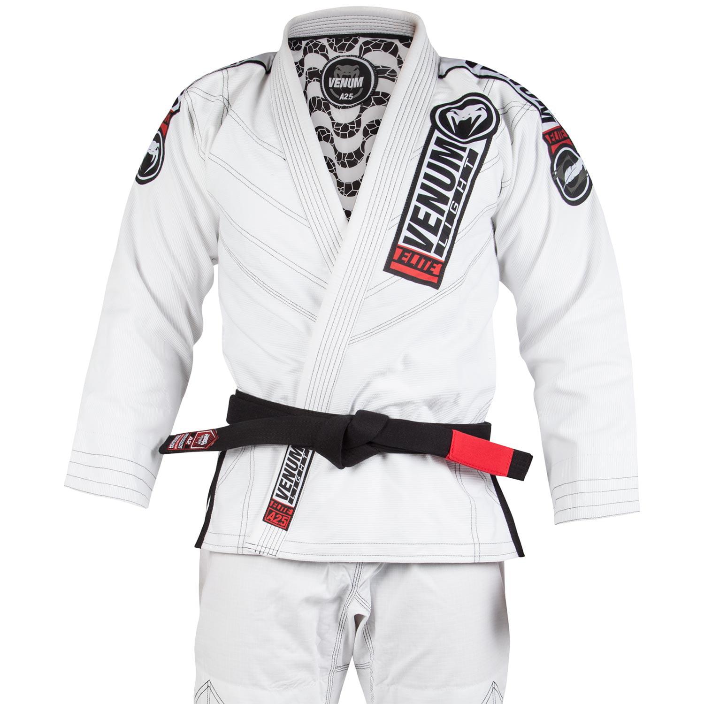 New Venum White BJJ Gi Pants spare pants Brazilian Jiu Jitsu Gi Martial Arts