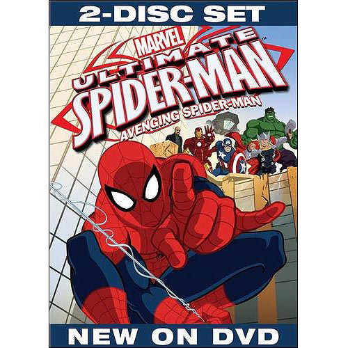 Marvel Ultimate Spider-man: Avenging Spider-man (Widescreen)