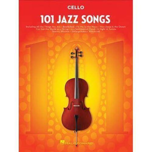 101 Jazz Songs: Cello by