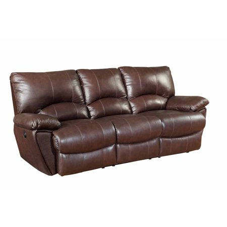 Fabulous Coaster Company 88 Clifford Motion Double Power Reclining Sofa Dark Brown Gmtry Best Dining Table And Chair Ideas Images Gmtryco