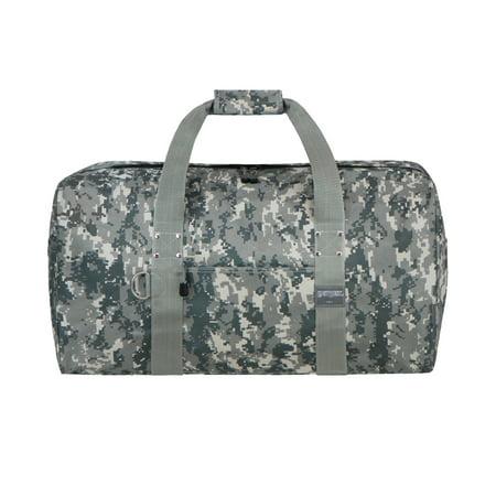 Camo Duffle Bag (30