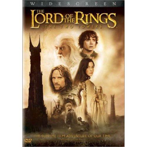 The Lord Of The Rings: The Two Towers (Widescreen)