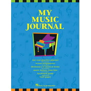 My Music Journal - Student Assignment Book: Hal Leonard Student Piano Library (Other)