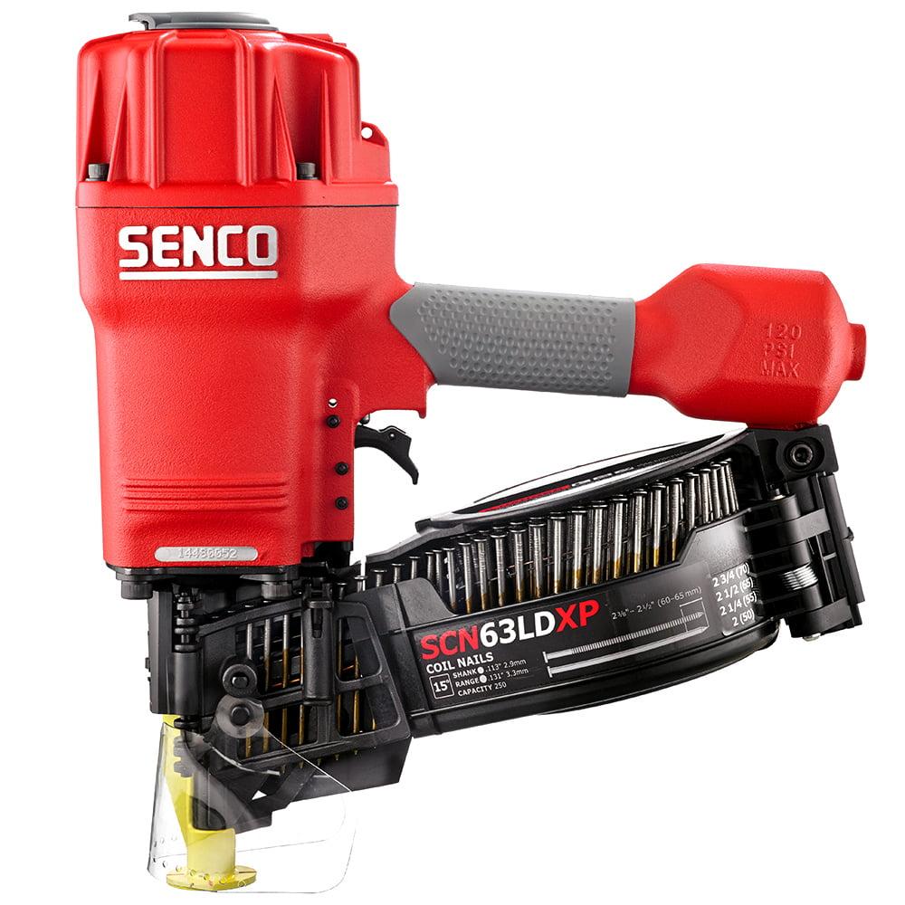 Senco SCN63LDXP 2-3 8 to 2-1 2-Inch Structual Foam Insulation Coil Nailer by Senco
