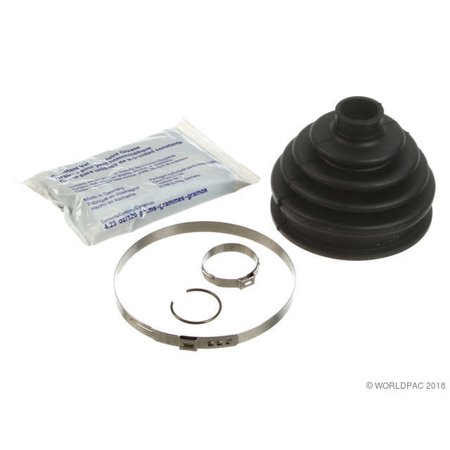 Rein W0133-1618573 CV Joint Boot Kit for BMW Models