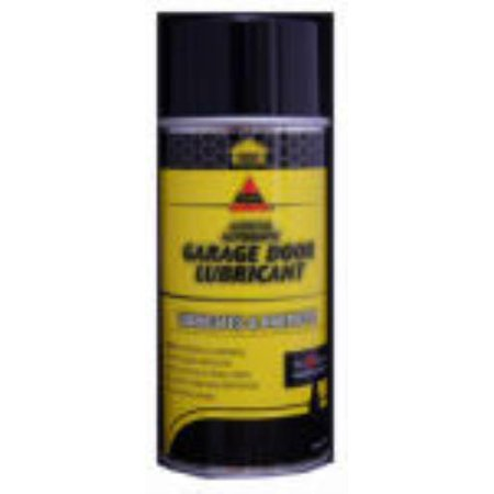 4 Oz Aerosol Garage Door Lubricant Stops Squeaking And Sticking