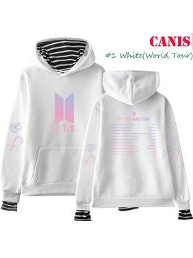 Love Yourself KPOP BTS Bangtan Boys Sweatshirt Hoodie Pocket Sweater Unisex Hot