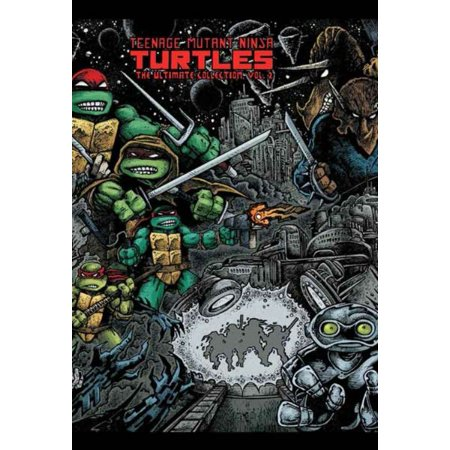 Teenage Mutant Ninja Turtles: The Ultimate Collection Volume