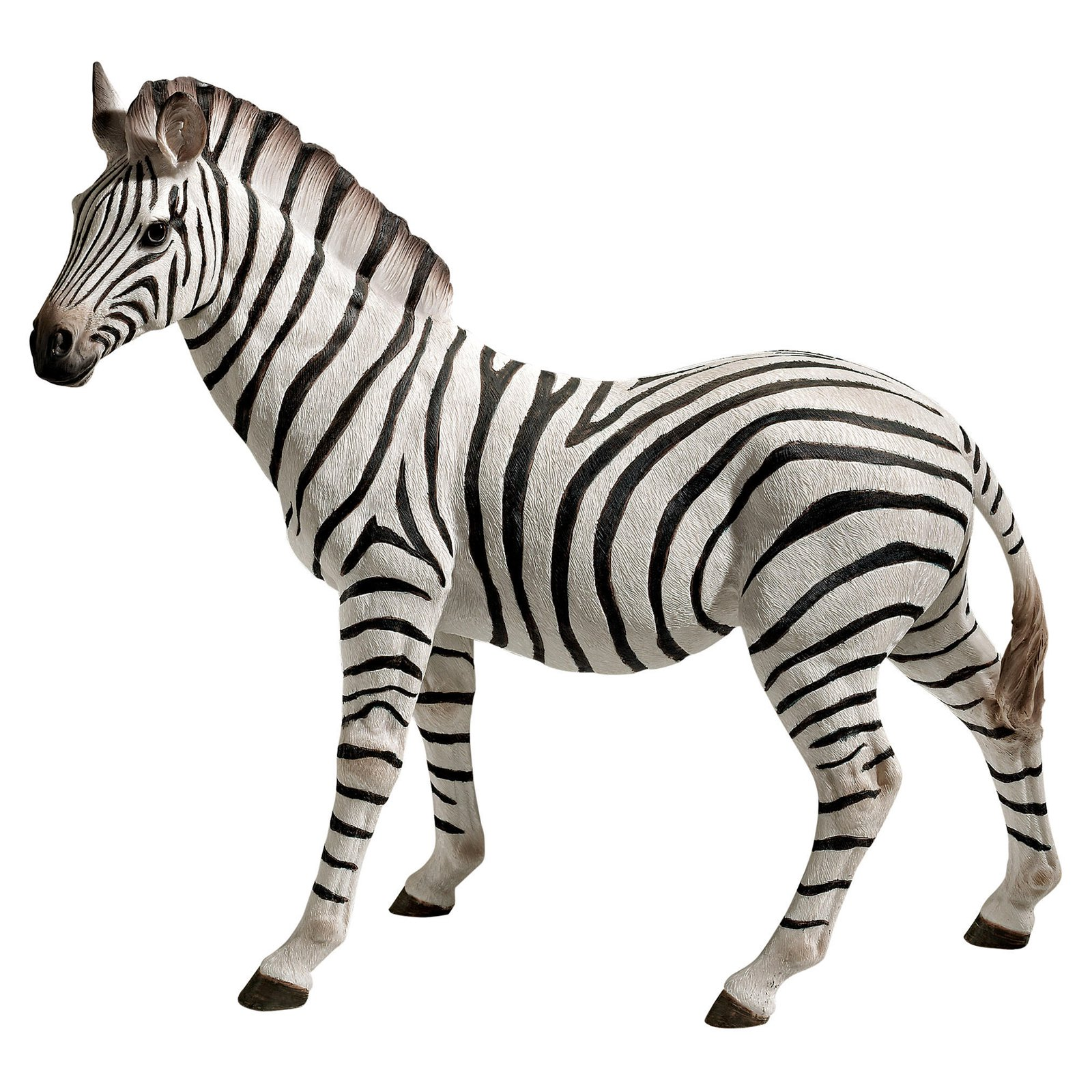 Zora The Zebra Statue Design Toscano Zora The Zebra  Zebra Statue  Animal Statue